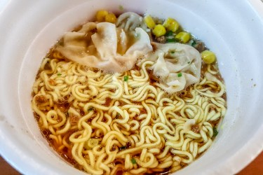 Instant Noodle Experience in Japan 03