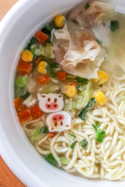 Instant Noodle Experience in Japan 10