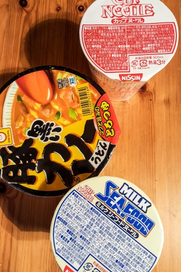 Instant Noodle Experience in Japan 11