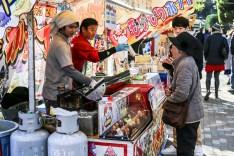 Meiji Jingu Open Air Food Court 03