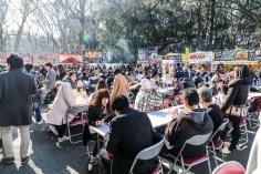Meiji Jingu Open Air Food Court 06