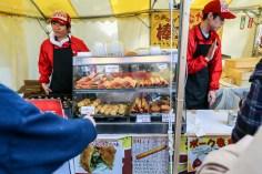 Meiji Jingu Open Air Food Court 21