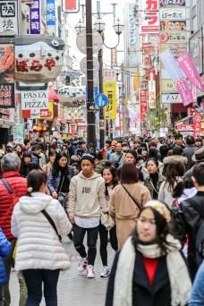 Street Food Capital of Japan - A Visual Essay