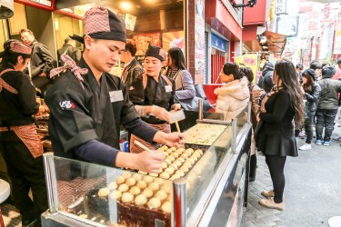 Street Food Capital of Japan 22
