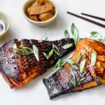 Miso Glazed Salmon 1