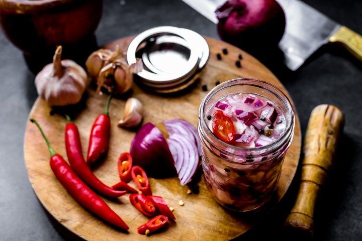 How to make the Best Sweet Spicy Sawsawan 1