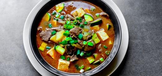 Beef Doenjang Jjigae 1