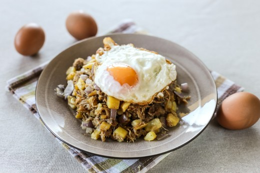 Pulled Pork Hash 1