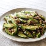 Stir-Fried Cucumbers With Spicy Ground Pork 1