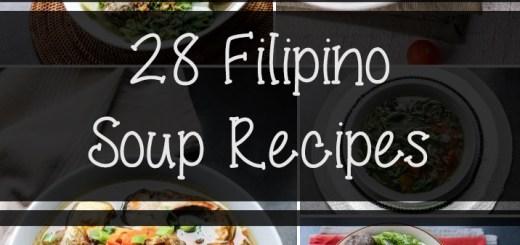 28 Filipino Soup Recipes