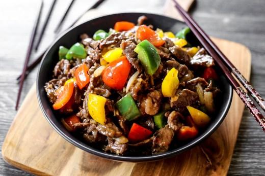 Pepper Steak 1