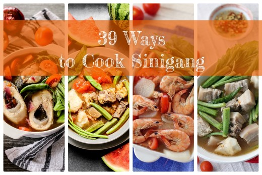 39 Ways to Cook Sinigang 1