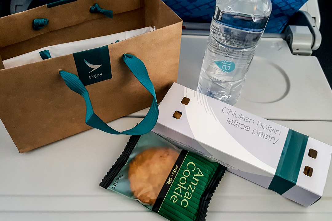 Airline Food - Cathay Pacific 07