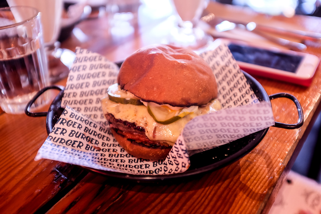 Burger Burgrer 10