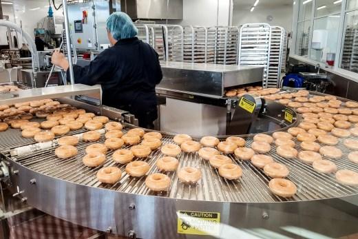 Krispy Kreme (Manukau City, New Zealand) 1