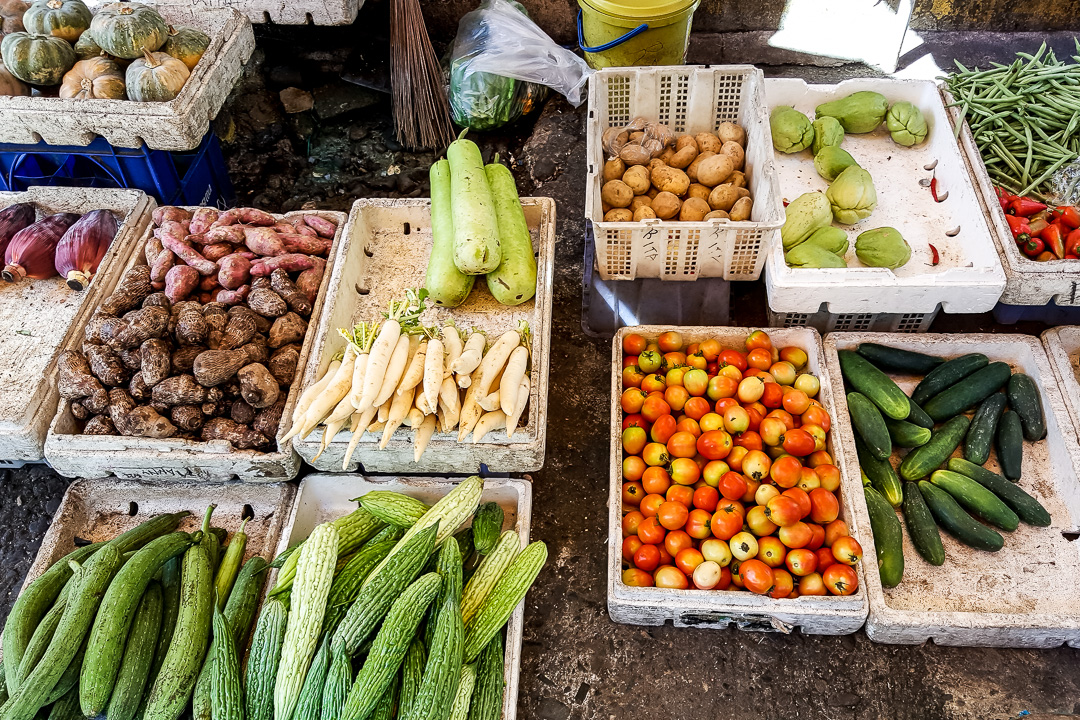 Wet Market in the Philippines 08
