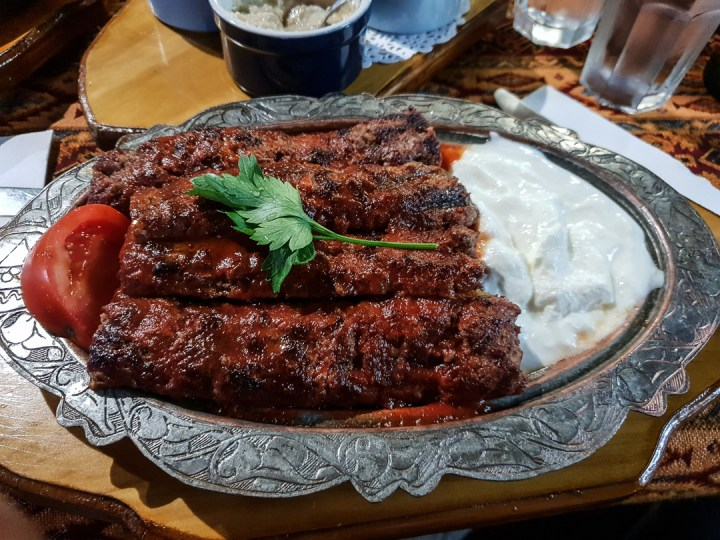 Mado Turkish Restaurant Menu