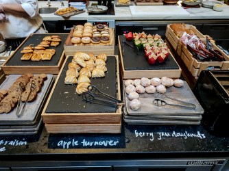 Marriott Circular Quay Breakfast Buffet 17