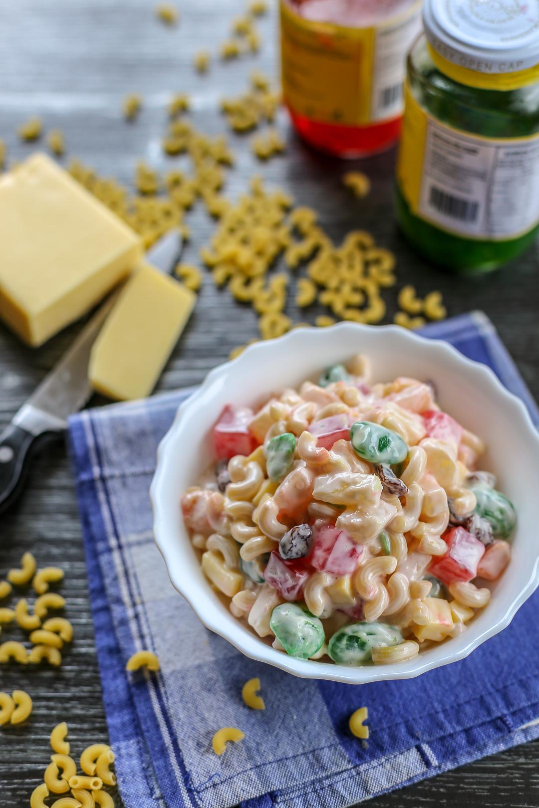 Macaroni Salad Recipe Tagalog