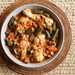 Chicken and Okra Stew 1