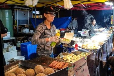 Auckland CBD Night Market 03