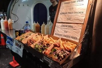 Auckland CBD Night Market 16