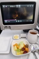 Airline Food - Air New Zealand Business Premiere 11