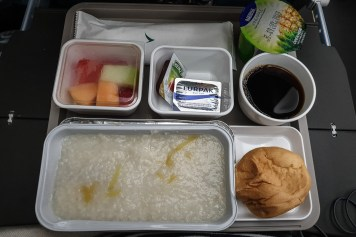 Airline Food Cathay Pacific 2019 13