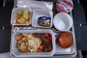 Airline Food Cathay Pacific 2019 17