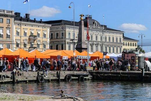 Helsinki Market Square 1