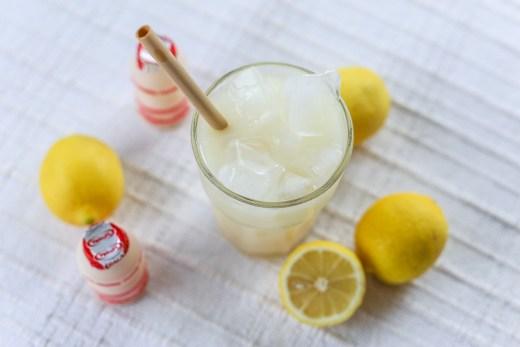 Lemon Yakult Ice Crush 2