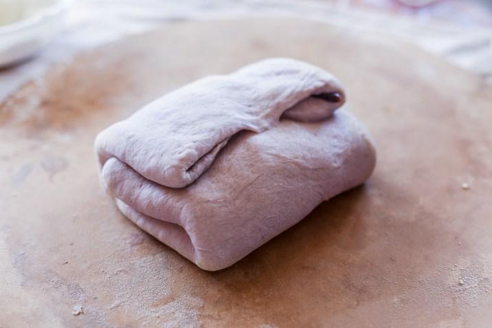 Ube Loaf Making 4