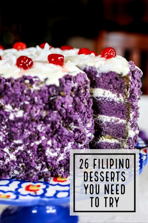 26 Filipino Desserts You Need to Try