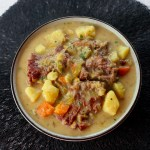 Bacon Bones and Potato Soup 1