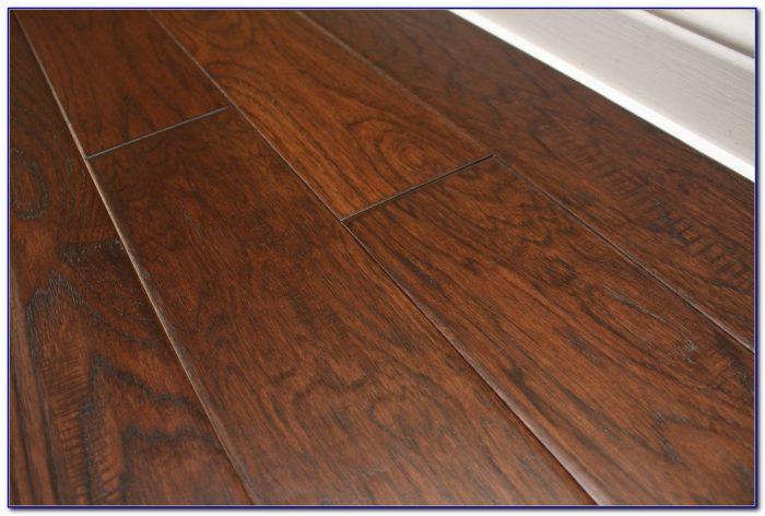 Hand Scraped Brazilian Walnut Engineered Flooring