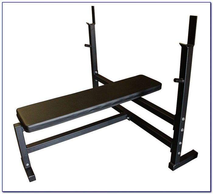Olympic Weight Bench Set Sears Bench Home Design Ideas