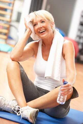 For Older Women Exercise Is The Best Medicine Terrill