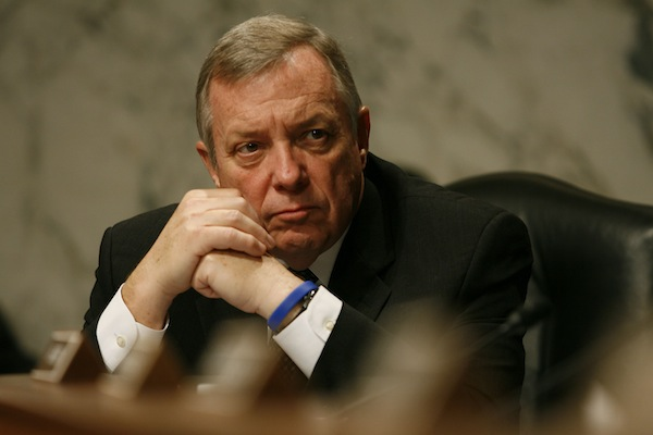 dick durbin anti supplement bill