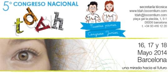 5º Congreso Nacional TDAH