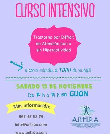 Curso Intesivo TDHA