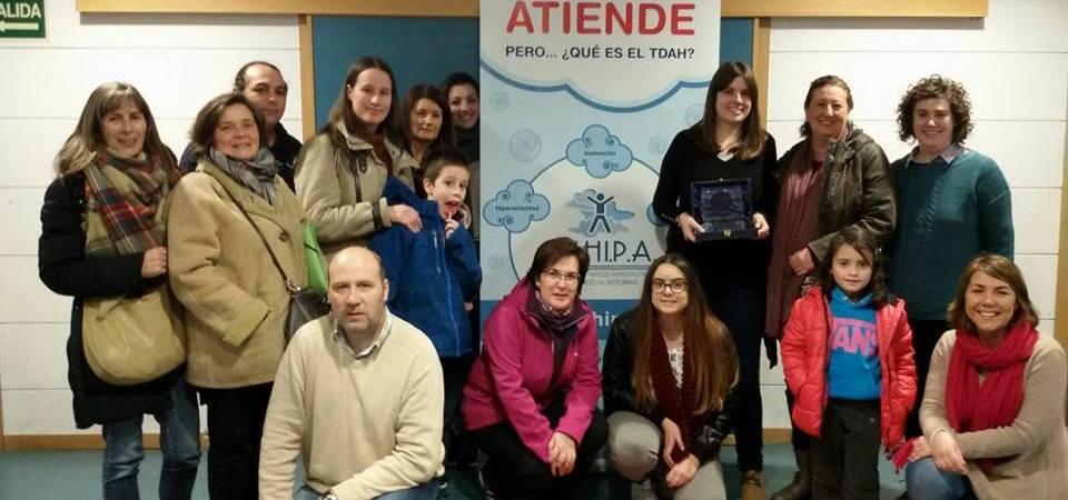 El proyecto GOLES POR LA INTEGRACIÓN de la Fundación Caparrós colabora con la Asociación de Niños Hiperactivos del Principado de Asturias (ANHIPA