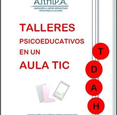 """La Asociación de Niños Hiperactivos del Principado de Asturias gana la Beca Shire a la """"Atención en TDAH"""" con su Proyecto """"Talleres psicoeducativos en un Aula TIC"""""""