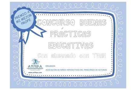 Concurso buenas prácticas educativas, Premio a Mi mejor profe