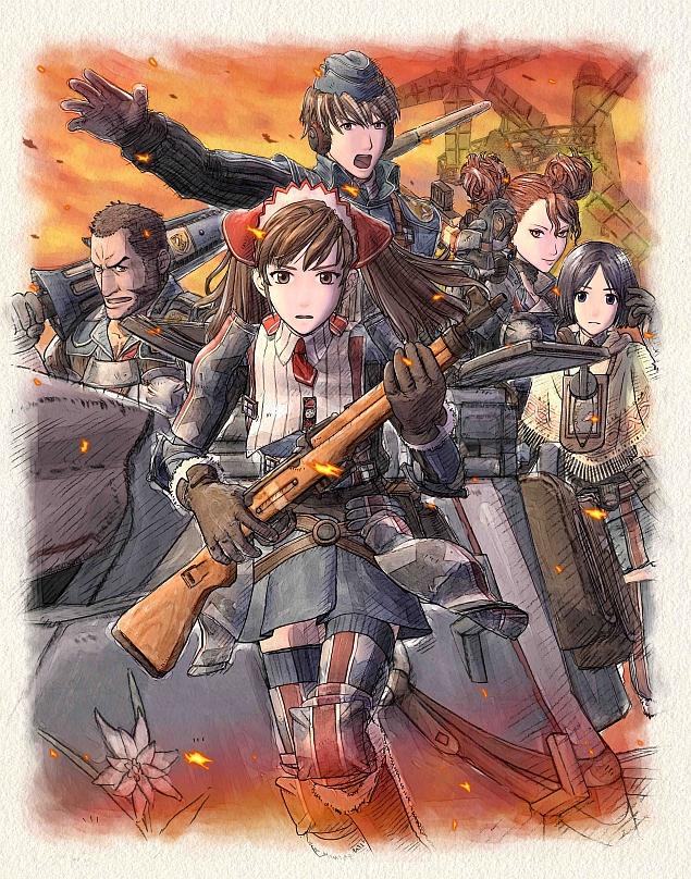 追加ストーリーDLC「第7小隊との共同戦線」