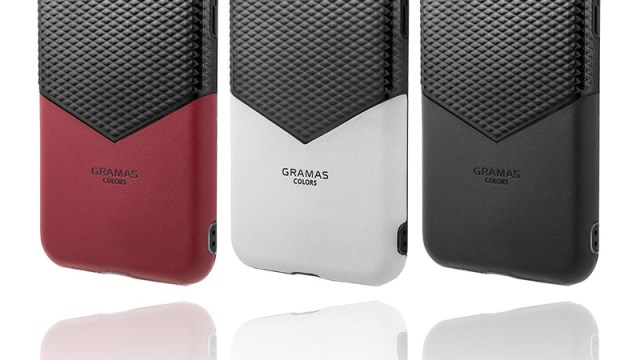 "GRAMAS COLORS ""Edge"" Hybrid Case for iPhone X"