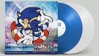 ソニックアドベンチャーアナログレコード