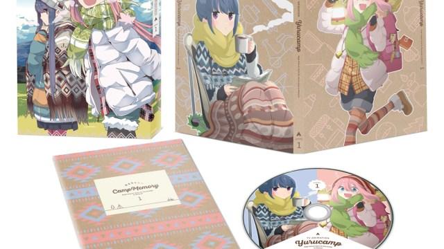 「ゆるキャン△」Blu-ray/DVD第1巻