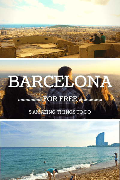 Top things to do in Barcelona for free