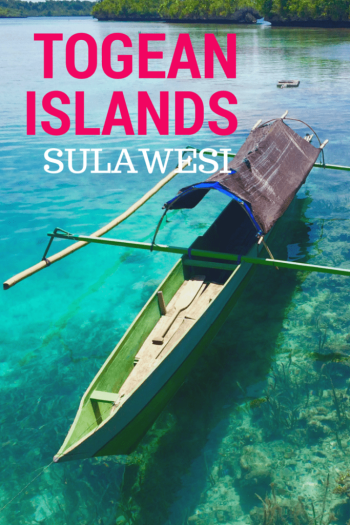 Togean Islands - Sulawesi Indonesia
