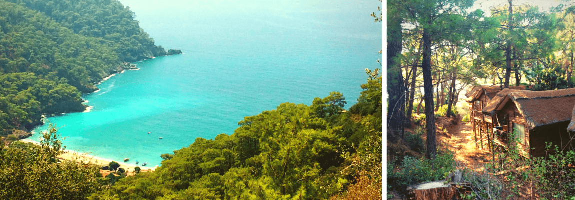 Kabak Koyu: a hidden scenic gem in Turkey